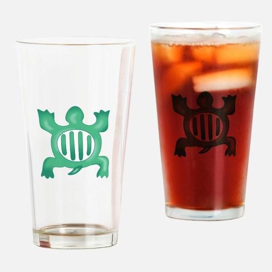 ADINKRA ADAPTABILITY Drinking Glass