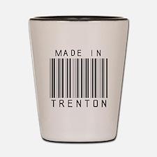 Trenton Barcode Shot Glass