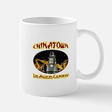 Los Angeles Chinatown Mugs