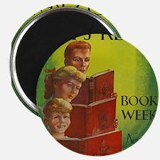 1954 Children's Book Week Magnets