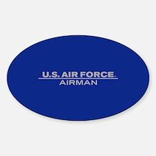 USAF Airman Decal