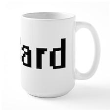 Bard Retro Digital Job Design Mugs