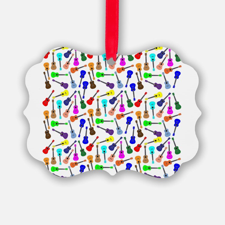 Ukuleles Ornament