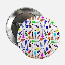 "Ukuleles 2.25"" Button (10 pack)"