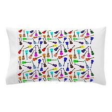 Ukuleles Pillow Case
