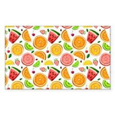 Fruits Decal