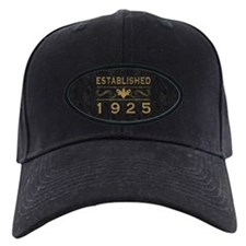 1925 Birth Year Baseball Hat