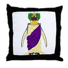 Claudiusguin Throw Pillow
