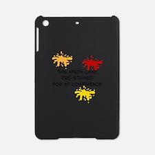 APRON CAME PRESTAINED iPad Mini Case
