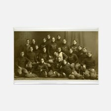 1899 Michigan Wolverines Rectangle Magnet