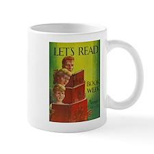 1954 Children's Book Week Mugs
