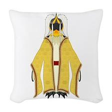 Minguin Woven Throw Pillow