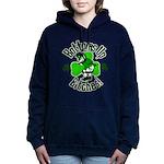 bottomupb.png Women's Hooded Sweatshirt