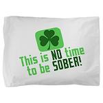 notimesober2011.png Pillow Sham