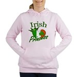 IrishPrincessflag2011.png Women's Hooded Sweatshir