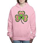 shamrock.png Women's Hooded Sweatshirt