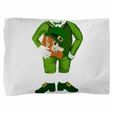 Leprechaun Suit Pillow Sham