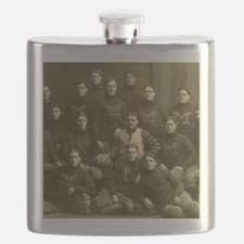1899 Michigan Wolverines Flask