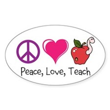 Cute Love teaching Decal