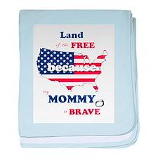 Cute Land free baby blanket