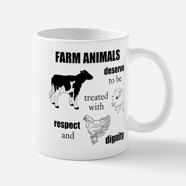 Farm Animals Mugs
