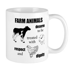 Farm Animals Mugs