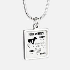 Farm Animals Necklaces
