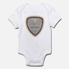 Hephaestus Forge Works Infant Body Suit