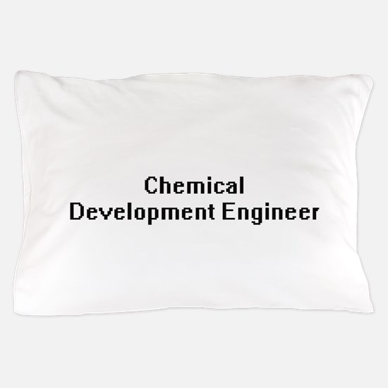 Chemical Development Engineer Retro Di Pillow Case