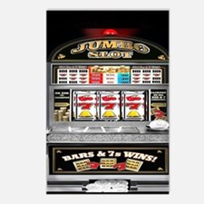 Funny Slots Postcards (Package of 8)