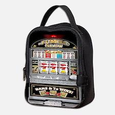 Unique Machine Neoprene Lunch Bag