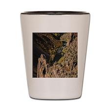 Black Canyon Shot Glass