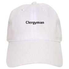 Clergyman Retro Digital Job Design Cap