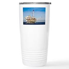 Oil Rig Travel Mug