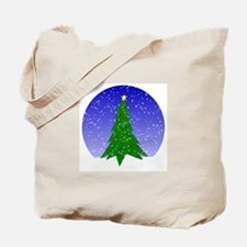 Cool Merry chistmas snowman Tote Bag