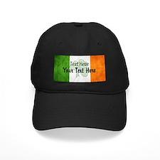 Irish Flag Custom Baseball Cap