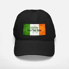 Irish Flag Custom Baseball Hat
