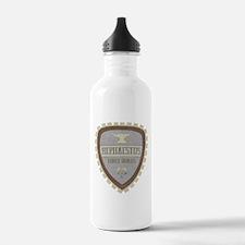 Hephaestus Stainless Water Bottle 1.0l