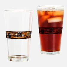 Cabin Kitchen Drinking Glass