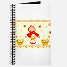 Funny Little red riding hood Journal