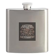 Caffeine powers Flask