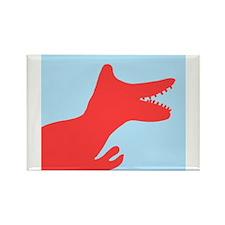 Dinosaur Silhouette Cest Chouette Drake's Magnets