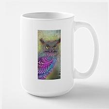 Sacred Owl Mugs