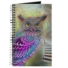 Sacred Owl Journal