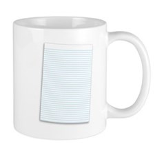 Lined piece of paper Mugs