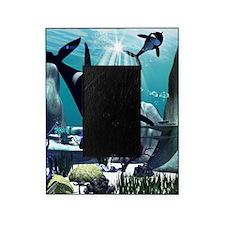 Underwater world Picture Frame