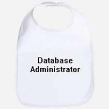 Database Administrator Retro Digital Job Desig Bib