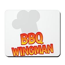 BBQ Wingman Mousepad
