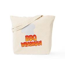 BBQ Wingman Tote Bag