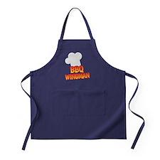 BBQ Wingman Apron (dark)